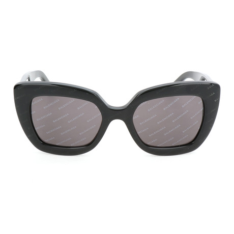 Women's BA0130 Sunglasses // Black