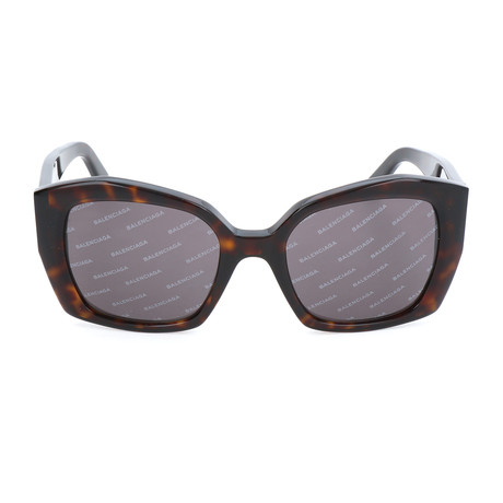 BA0131 Sunglasses // Dark Havana