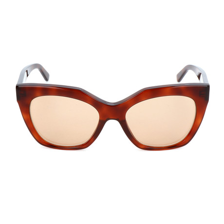 Women's BA0132 Sunglasses // Blonde Havana