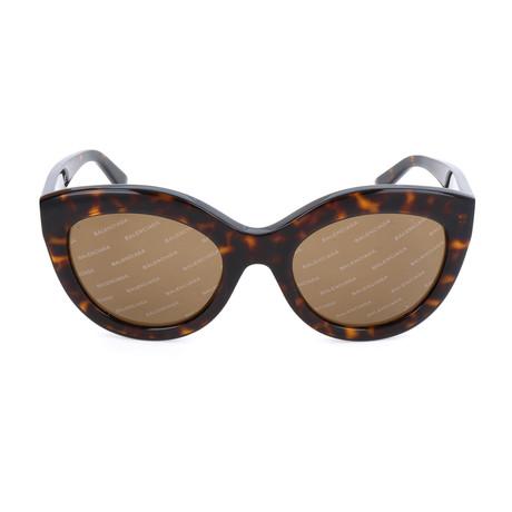 BA0133 Sunglasses // Dark Havana