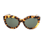 Women's BA0133 Sunglasses // Colored Havana