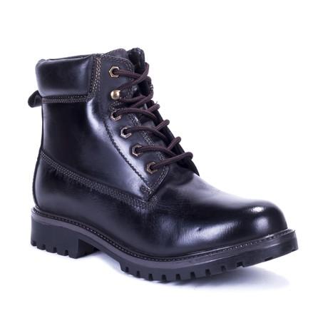 Barolo Boot // Black (Euro: 39)