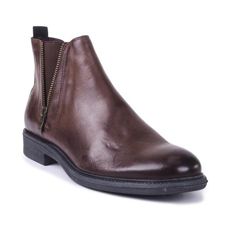 Gobin Chelsea Boots // Brown (Euro: 39)