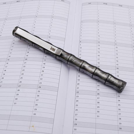 Damascus Ballpoint Pen // 8023