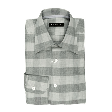 Paid Modern Fit Shirt // Gray (S)