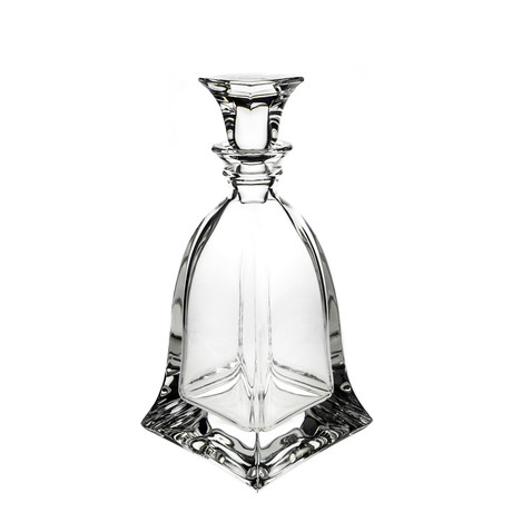 Tulip Crystal Decanter