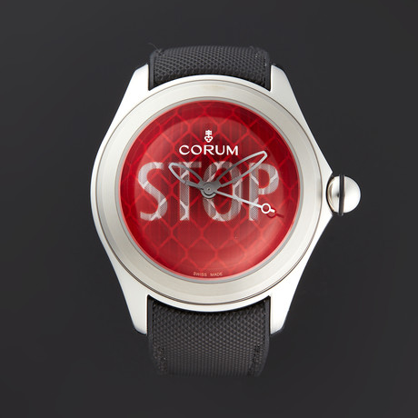 Corum Bubble Stop Automatic // L082/03207 // New