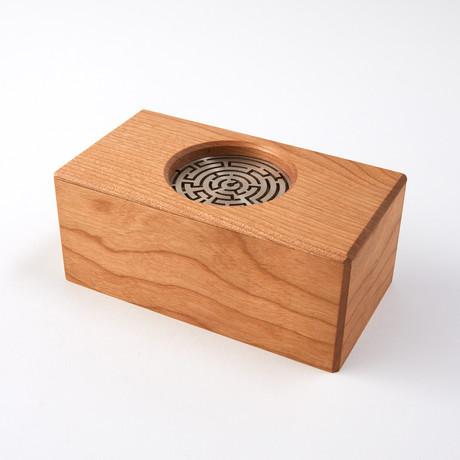 Cherry Maze Box // Medium Difficulty