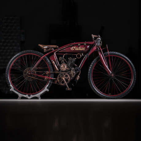 Indian Board Track Racer // Tribute Bike