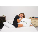 GhostPillow // Cooling Memory Foam Pillow
