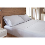 Luxury Supima Cotton + Tencel Sheets // Gray (Full)