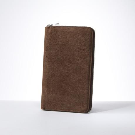 Card Holder // Brown