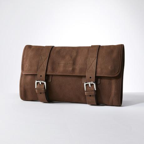 Travel Kit // Brown