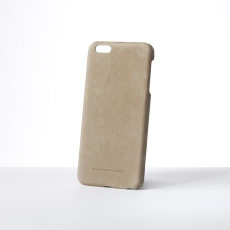 Phone Case // Tan // iPhone 8 Plus