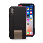 SNAP! iPhone Camera Case // Black (iPhone 7/8)