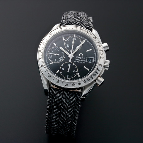 Omega Speedmaster Date Chronograph Automatic // 35138 //Pre-Owned