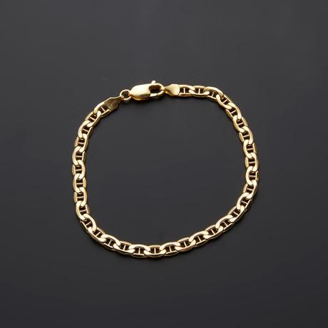 Mariner Link Chain Bracelet // 5.75mm
