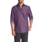 Mauricio True Modern-Fit Long-Sleeve Dress Shirt // Multicolor (S)