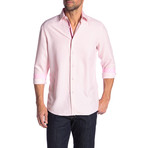 Dan True Modern-Fit Long-Sleeve Dress Shirt // Multicolor (S)