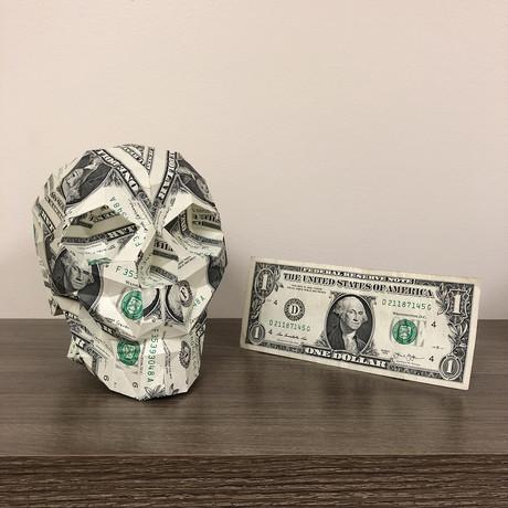 Money Skull // $1