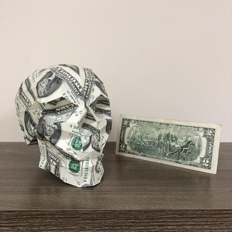 Money Skull // $2