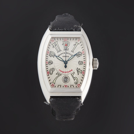 Franck Muller Conquistador Automatic // 8005 SC // Pre-Owned