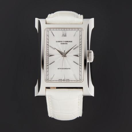 Cuervo y Sobrinos Ladies Esplendidos Classico Automatic // 2012.1A // Store Display