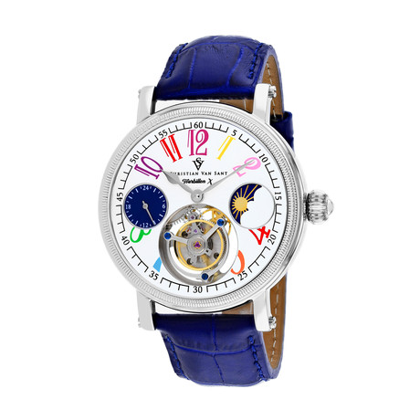 Christian Van Sant Tourbillon X Manual Wind // CV0991