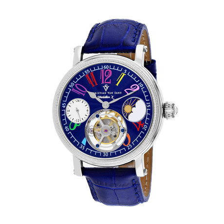Christian Van Sant Tourbillon X Manual Wind // CV0992