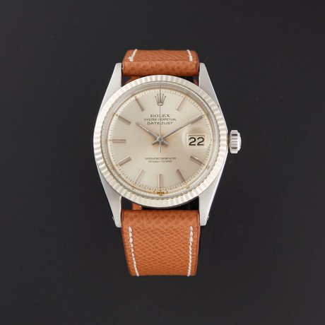 Rolex Datejust Automatic // 1601 // 1 Million Serial // Pre-Owned