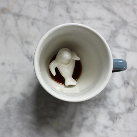 Manatee Cup // Set of 2
