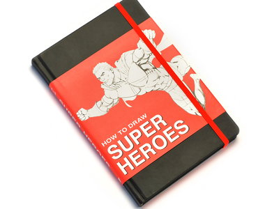photo of How to Draw: Super Heroes by Touch Of Modern