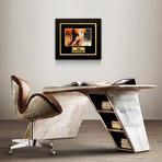 Die Hard // Bruce Willis Signed Photo // Custom Frame