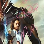 X-Men Days Of Future Past // Cast Signed Poster // Custom Frame