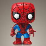 Spider-Man Funko Pop // Stan Lee Signed