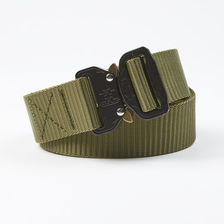 Flank Tactical Quick Release Belt // Army Green