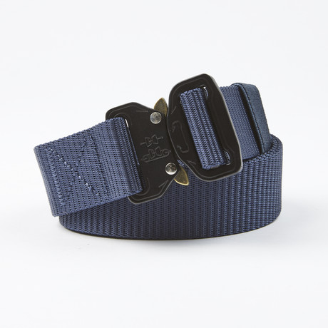 Flank Tactical Quick Release Belt // Navy
