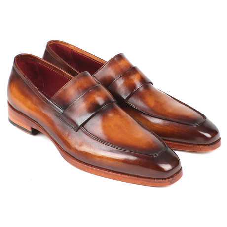 Leather Loafers // Brown (Euro: 41)
