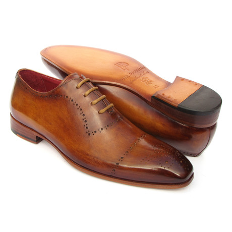 Leather Classic Brogues // Brown (Euro: 38)