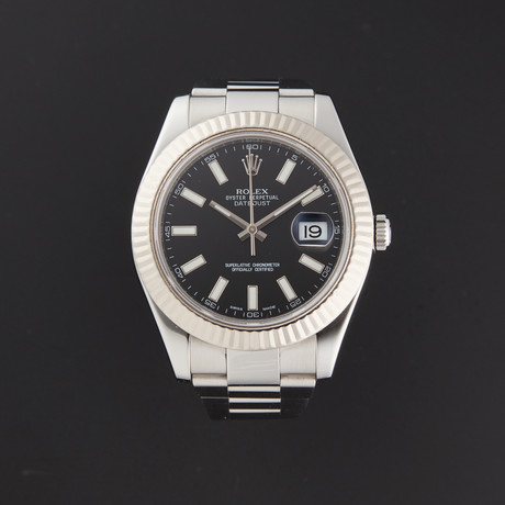 Rolex Datejust Automatic // 116334 // V Serial // Pre-Owned