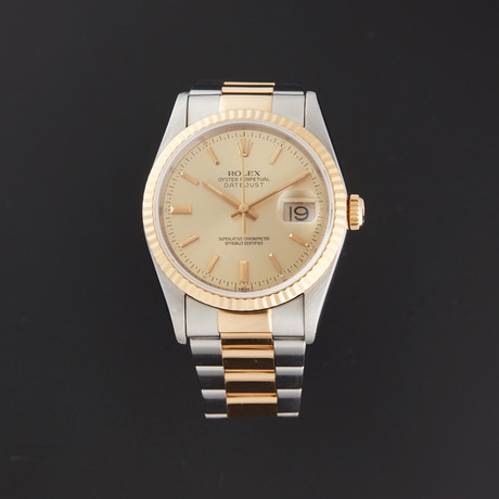 Rolex Datejust Automatic // 16233 // W Serial // Pre-Owned