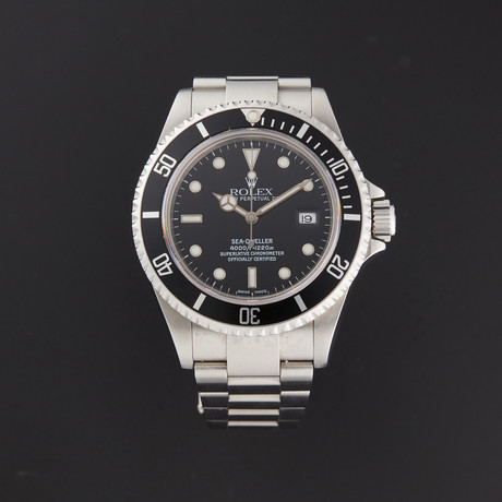 Rolex Sea-Dweller Automatic // 16600 // Y Serial // Pre-Owned