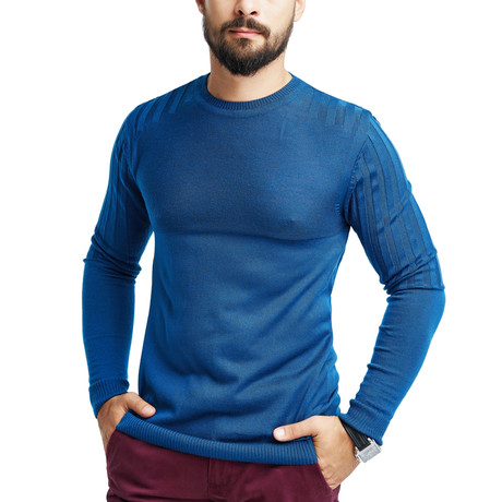 Michael Sweater // Blue (S)