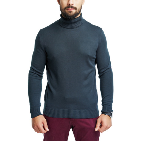 Gordon Sweater // Dark Gray (S)