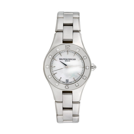 Baume & Mercier Ladies Linea Quartz // Pre-Owned
