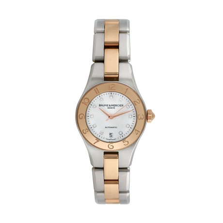Baume & Mercier Ladies Linea Automatic // Pre-Owned