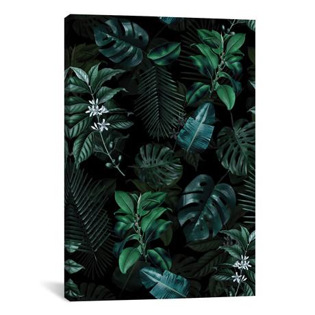 "Tropical Garden II // Burcu Korkmazyurek (26""W x 40""H x 1.5""D)"