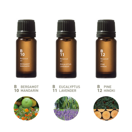 Botanical Air Essential Oils // Set of 3