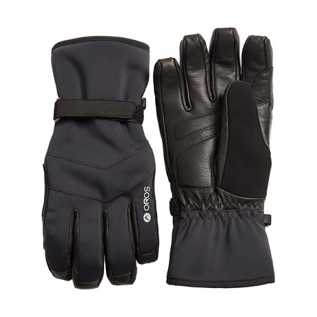 Men's Endeavour Glove // Black (XS)