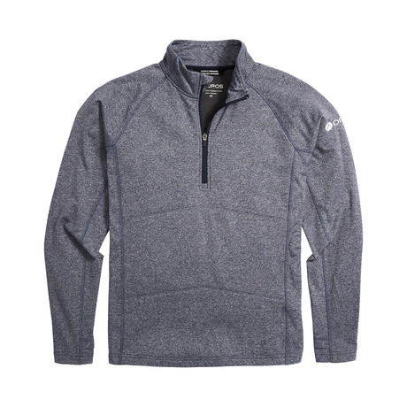Men's Explorer Quarter Zip // Celestial Heather (XS)